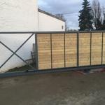 Harmonie et  Confort du Bois - ma-ferronnerie.be - Portail et clôtures